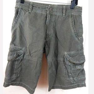 3319bd7f4e Kuhl Shorts - Kuhl Men's Ambush Cargo Shorts Vintage Patina